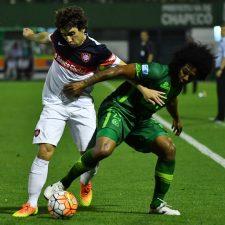 San Lorenzo no pudo en Brasil y quedó fuera ante Chapecoense