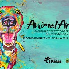 Vuelve: AnimalArte, el evento solidario a beneficio de los animales