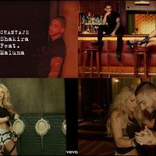 """Shakira y Maluma juntos en """"Chantaje"""""""