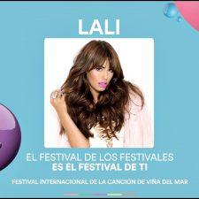 Lali en el Festival Internacional de Viña del Mar 2017