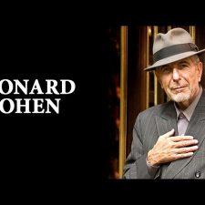 El Adiós del Poeta, Leonard Cohen
