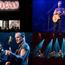Sting reabre con su música la sala Bataclan en Paris
