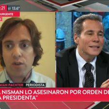 Reabren la denuncia de Nisman contra la expresidenta