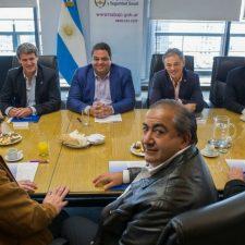 Reunión clave de la CGT con el Gobierno por ganancias