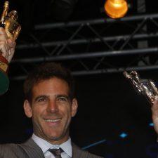 Olimpia de Oro para Juan Martín del Potro