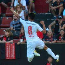 Independiente sigue de racha y superó a Colón