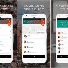 Contactos de Confianza, la nueva apuesta de Google para compartir la ubicación