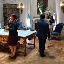 """Diosdado Cabello insultó a Macri e invitó al representante argentino en Caracas a """"retirarse"""""""