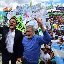 Das Neves junto a Massa: duras palabras contra el gobierno