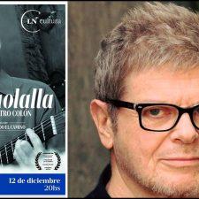 Gustavo Santaolalla en el Teatro Colón