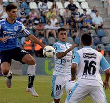 Gimnasia reaccionó e igualo con Belgrano