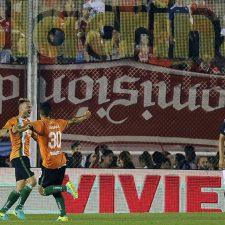Banfield en el cierre amargó a Independiente