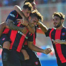 San Lorenzo le ganó a Unión y subió parcialmente a la punta