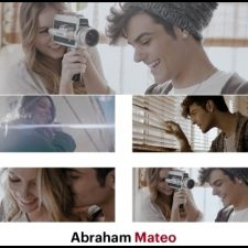 """""""Mi Vecina"""" el gran video romántico de Abraham Mateo"""