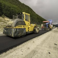 Fue récord el consumo de asfalto en noviembre