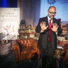 El Laberinto de los Espíritus, de Carlos Ruiz Zafón