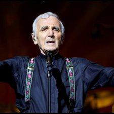 Charles Aznavour: la leyenda viviente en el Teatro Gran Rex