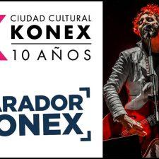 "Fito Páez vuelve con su gira ""Retrospectiva"" a C.C. Konek"