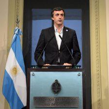 Bullrich se comprometió a devolver a la educación argentina su credibilidad