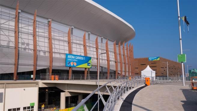 Arena Carioca 1 (Básquet)