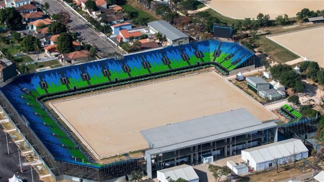 Centro de Ecuestre Olímpico