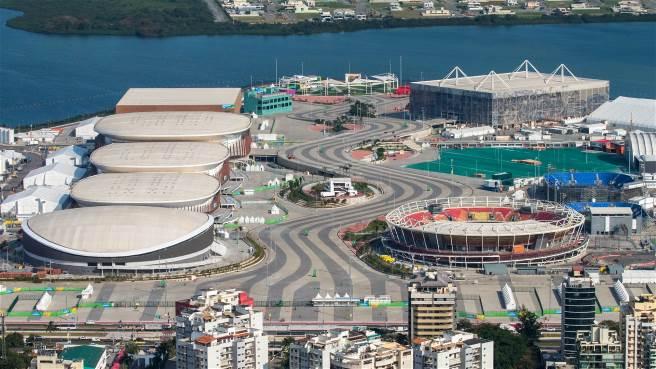 Parque Olímpico de Barra 2