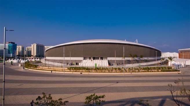 Velódromo Olímpico (Ciclismo de Pista)