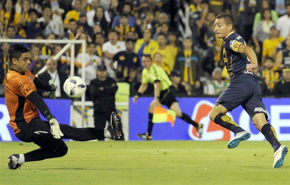 Rosario Central ganó con lo justo a Sarmiento