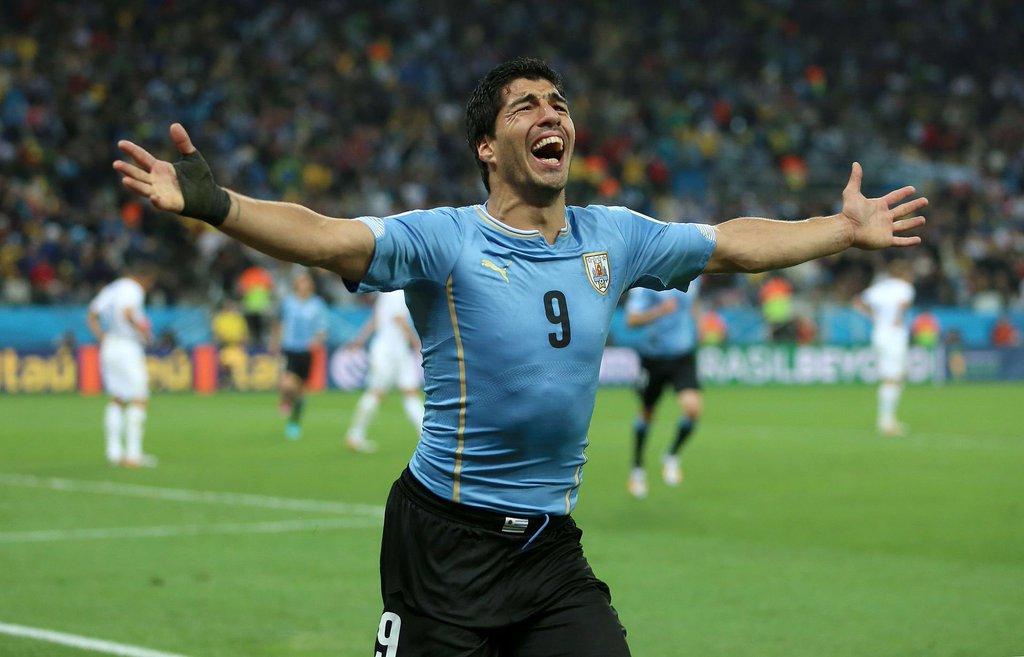 Eliminatorias Rusia 2018 Brasil y Uruguay empataron en un partidazo