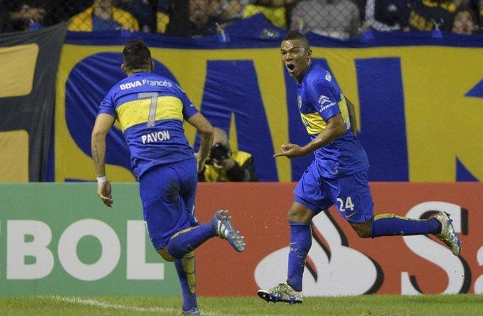 Boca se aseguró el primer puesto con una gran goleada