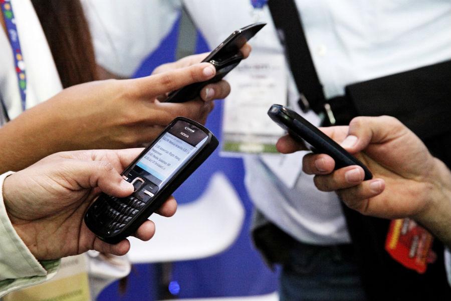 Marca registrada El boom del celular en los argentinos