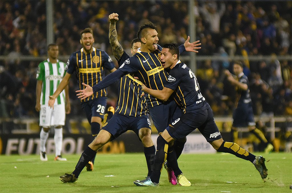 Central le cortó el invicto a Atlético Nacional y se ilusiona