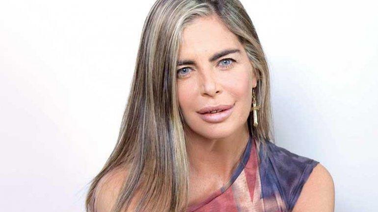 Raquel Mancini está grave por un cuadro de Gripe A