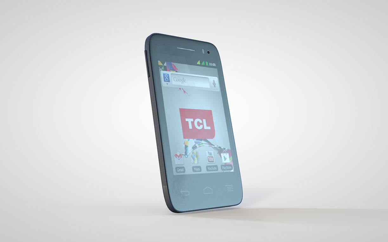 TCL E500 disponible en Argentina