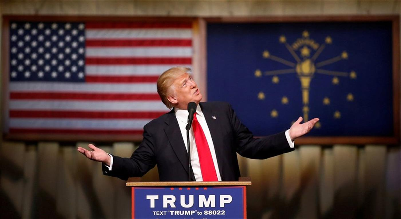 Ted Cruz bajó su candidatura tras la victoria de Donald Trump en Indiana