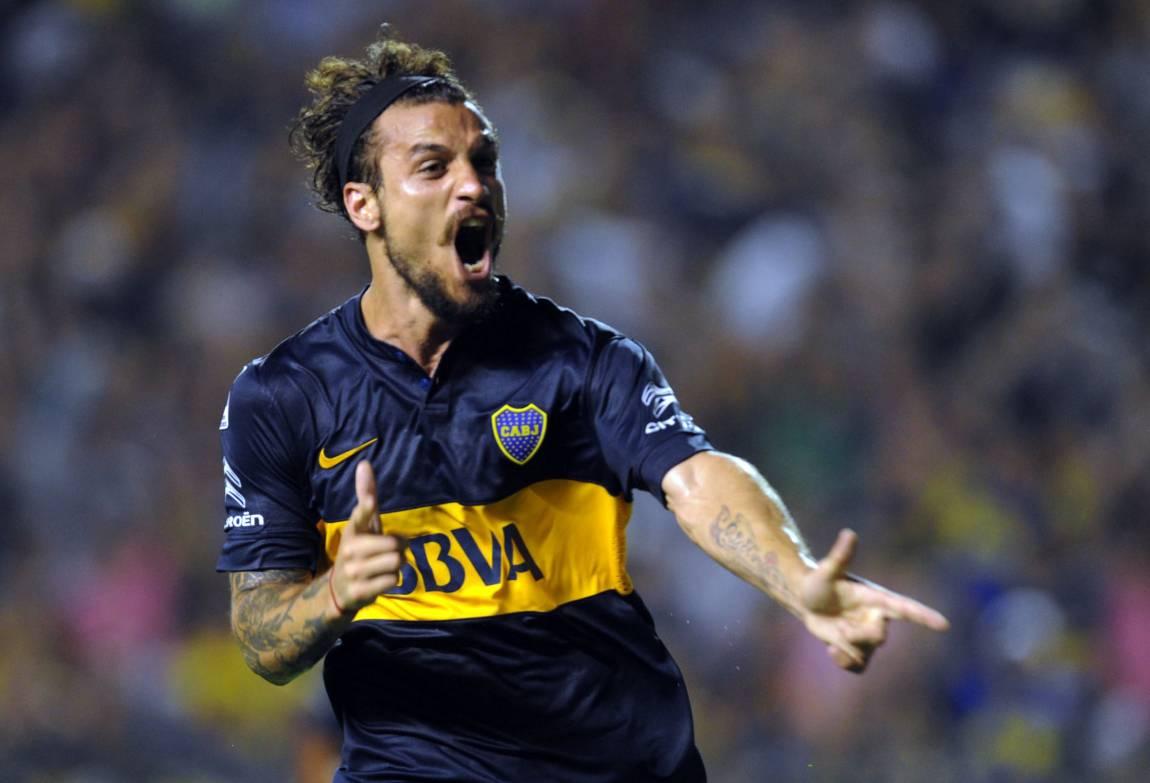 Un tremendo audio cuenta lo que pasó con Osvaldo en el vestuario de Boca