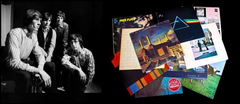 Pink Floyd en vinilo por primera vez en más de 20 años
