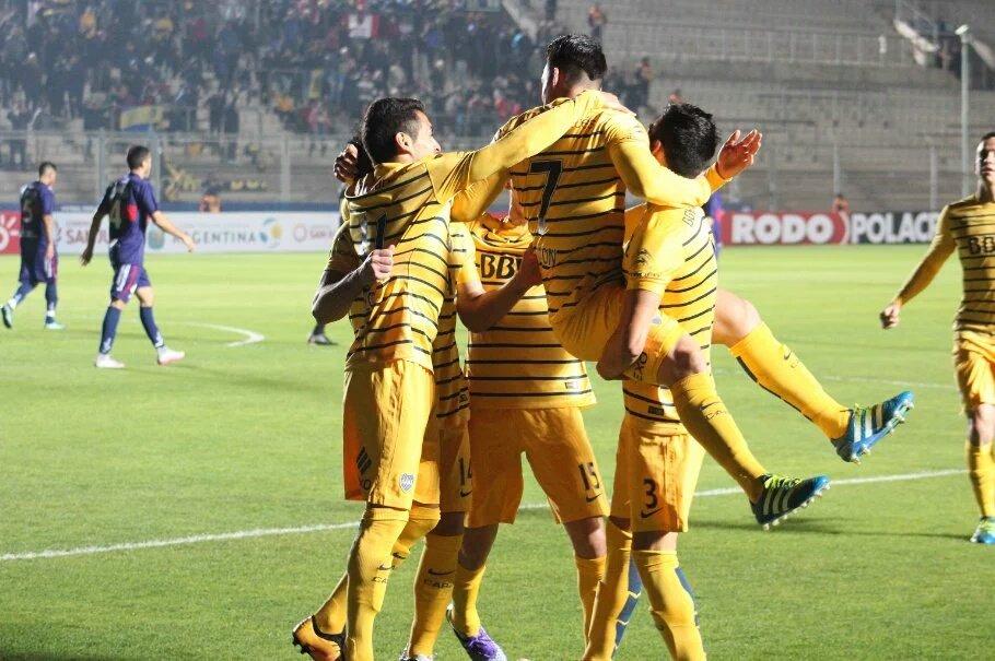 Boca debutó con una goleada en la Copa Argentina