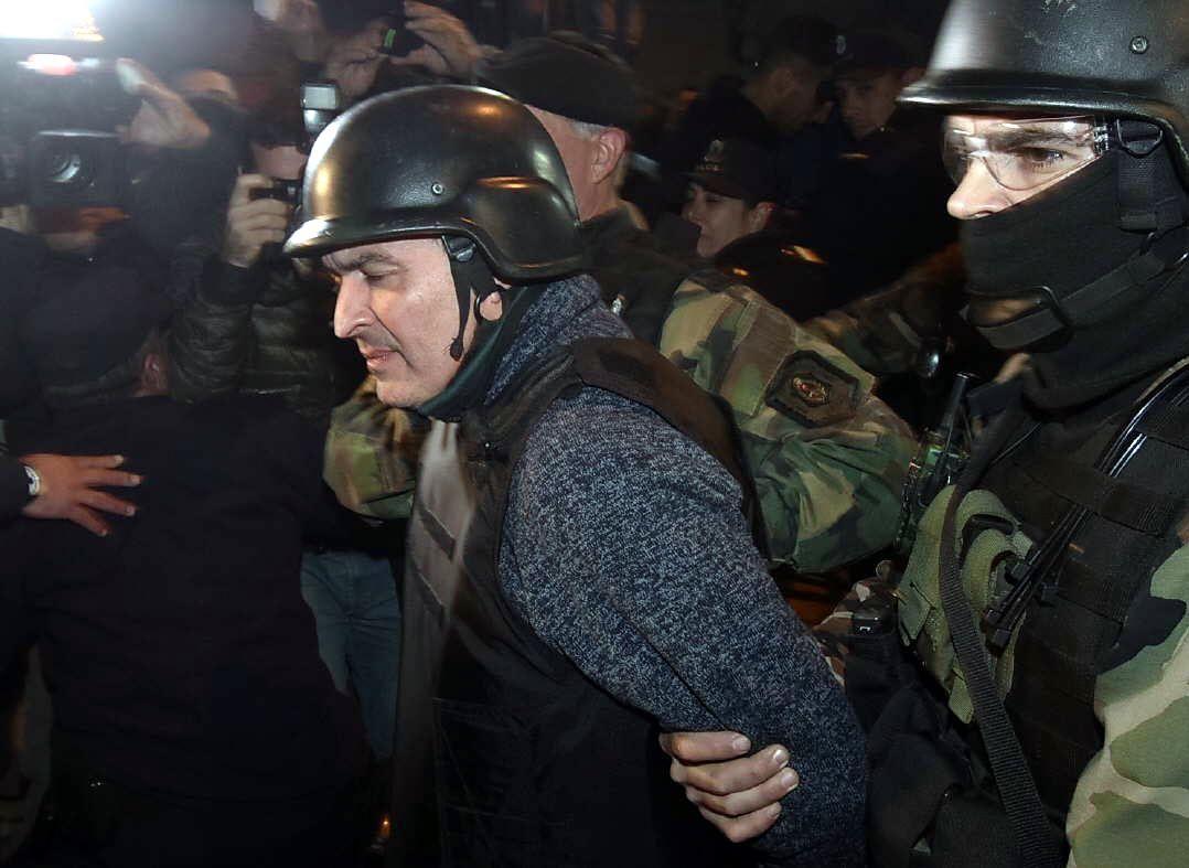 José López renunció al Parlasur