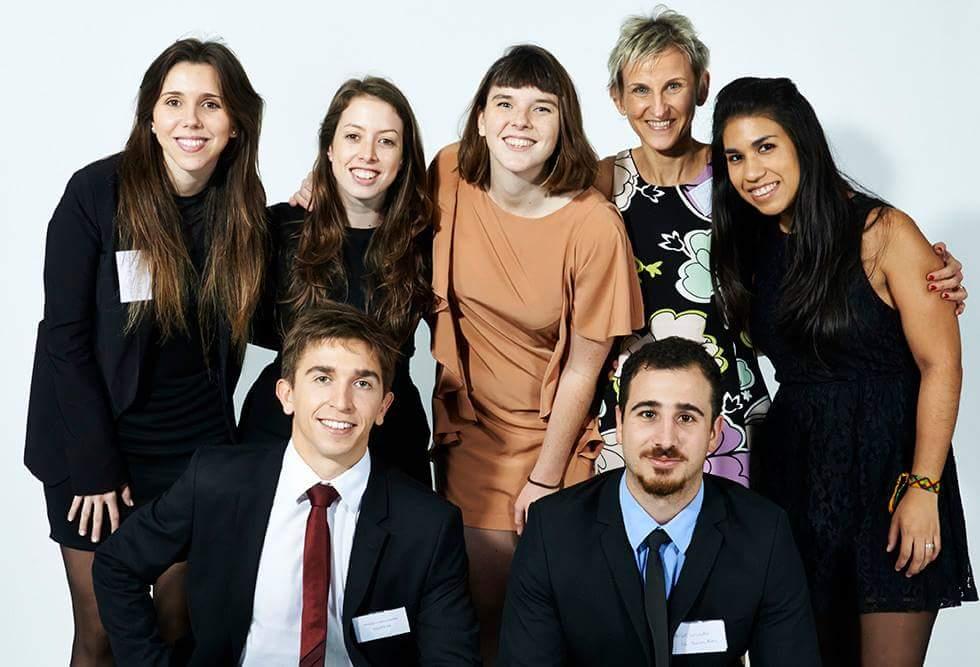 La UBA fue finalista en la Competencia Internacional de Arbitraje desarrollada en París.