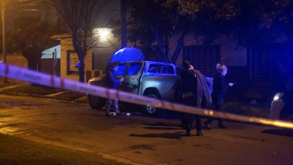 Un custodio del Intendente de Tres de Febrero mató a un ladrón