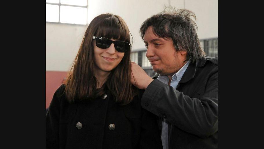4.600.00 dólares en la caja de Florencia Kirchner