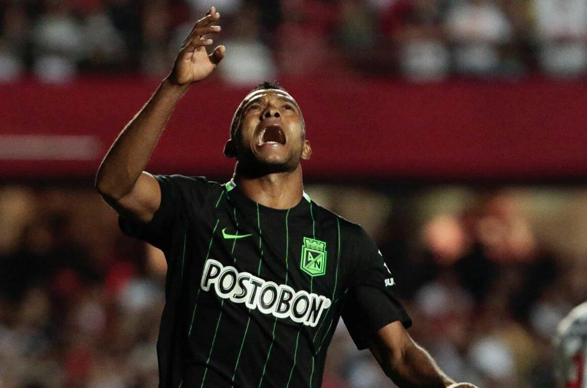Atlético Nacional pegó en Brasil y está a un paso de la final