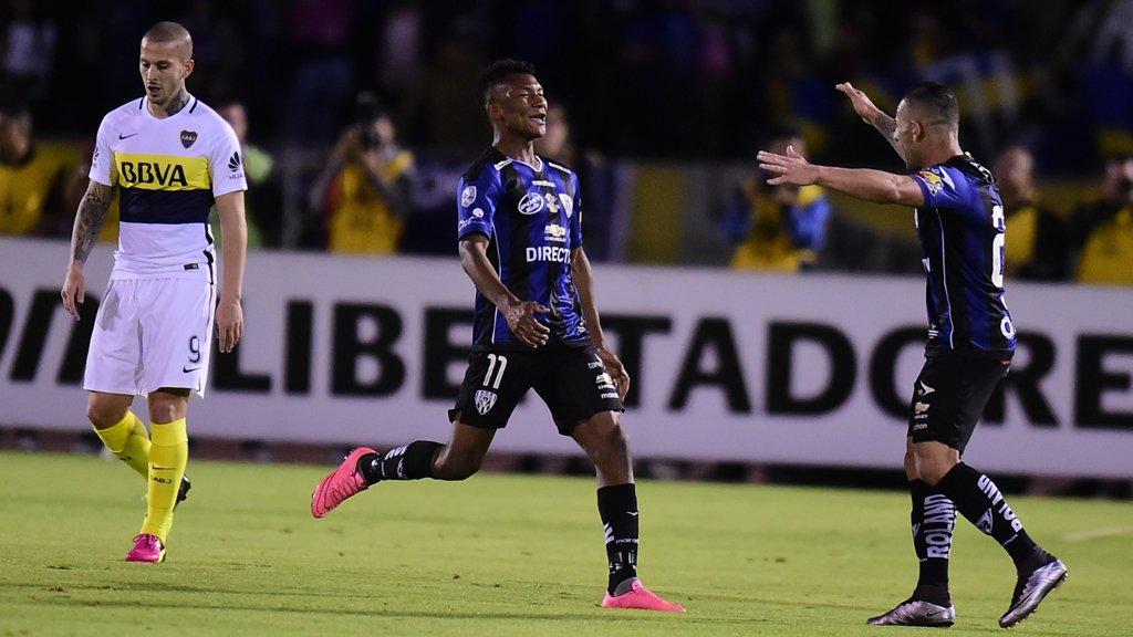 Boca perdió en Ecuador pero la llave sigue abierta