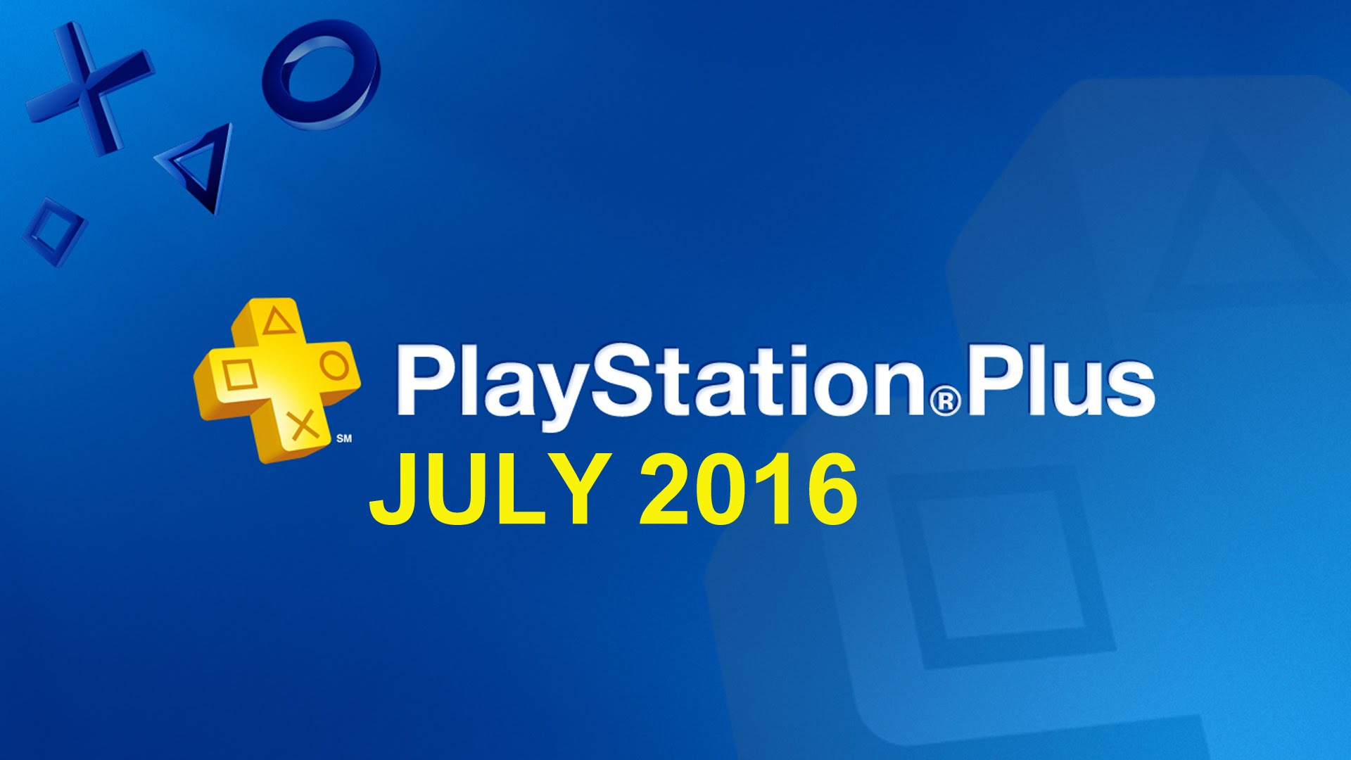 Disponibles los juegos gratuitos de julio para PlayStation Plus