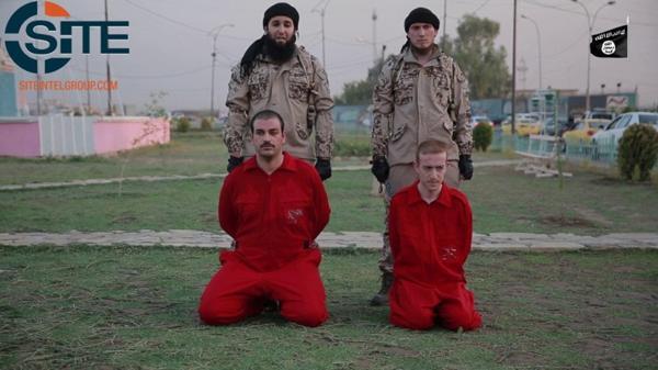 Estado Islámico decapitó a dos espías y amenazó a Francia