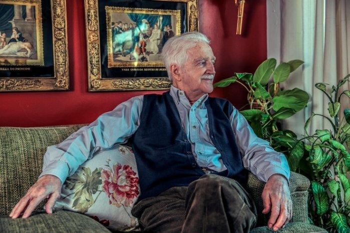 Falleció Carlos Gorostiza