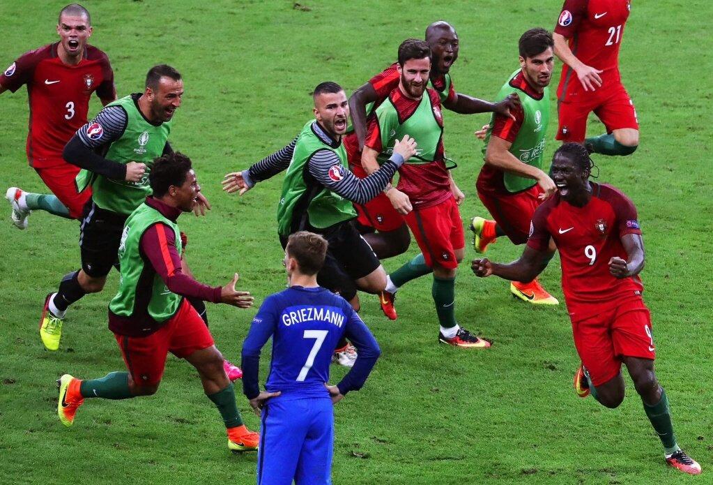 Los tremendos relatos portugueses de la final de la Eurocopa