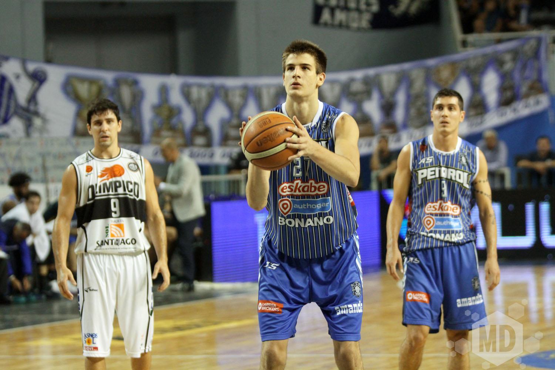 Nicolás Brussino jugará en la NBA