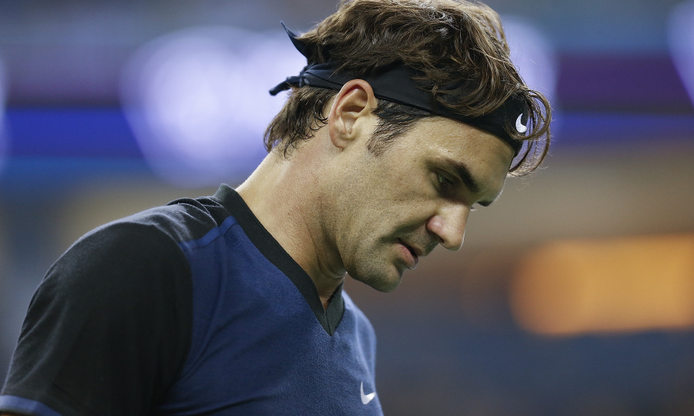 Roger Federer no jugará por el resto del año